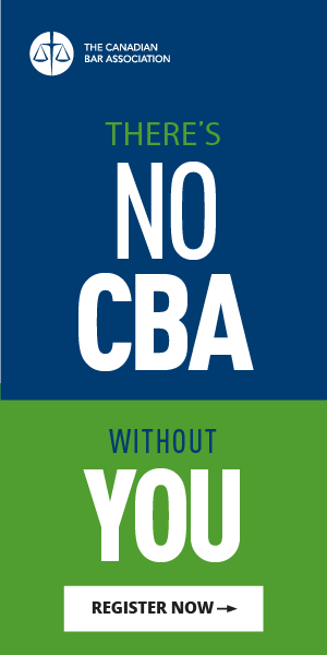 There's no CBA without you. Register now