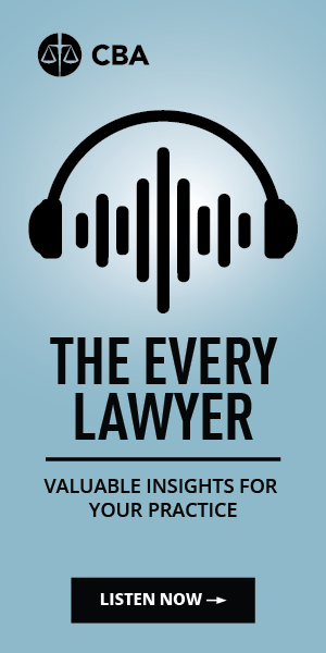 The Every Lawyer - Valuable Insights For Your Practice. Listen Now.